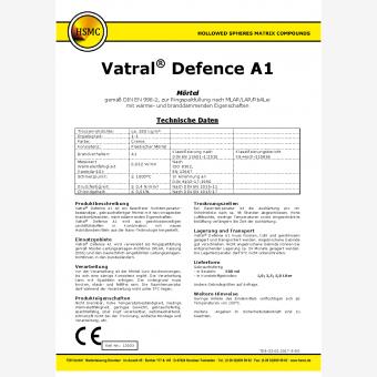 Vatral® Defence A1
